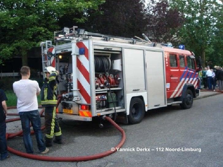 ©  Yannick Derkx – 112 Noord-Limburg