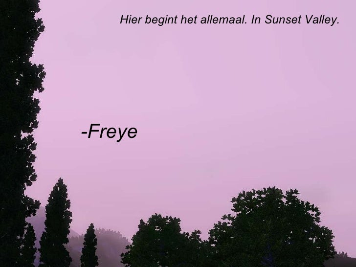 BMD1, Opdracht 1 by Freye