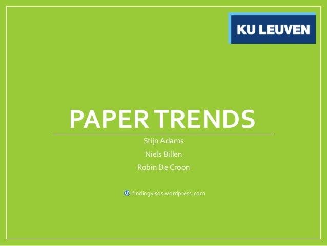the curriculum trends paper Education trends and issues - free download as pdf file (pdf), text file (txt) or read online for free.