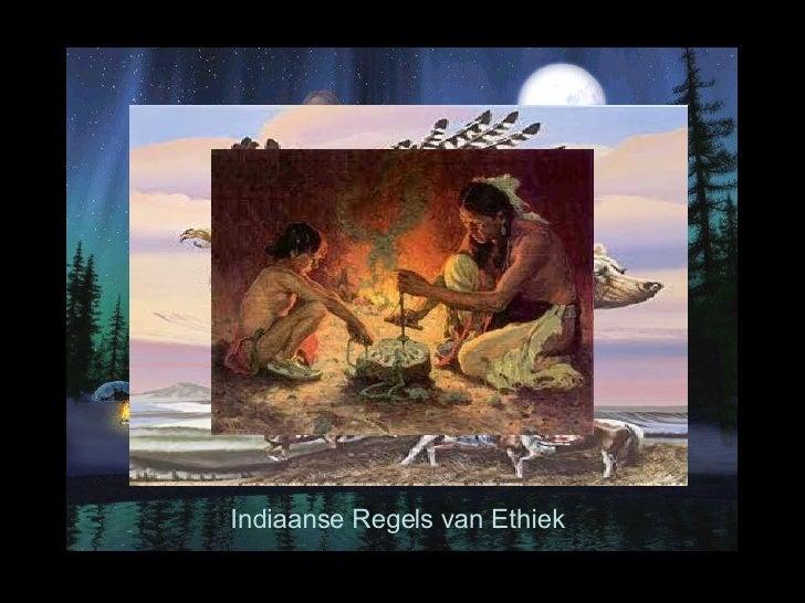 IndiaanseRegelsvan Ethiek
