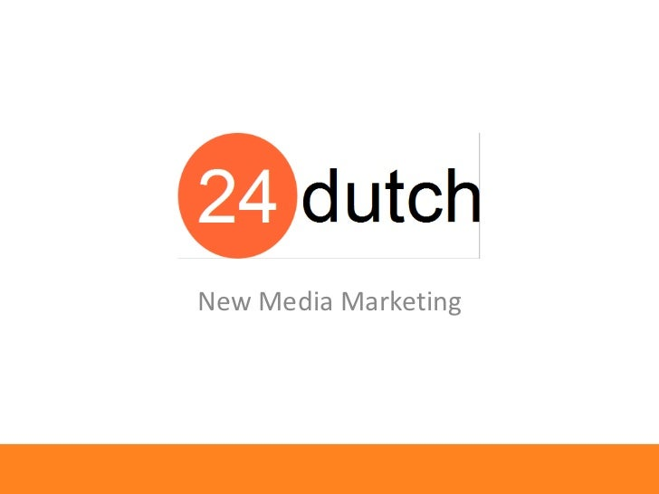 Presentatie 24dutch linkedin