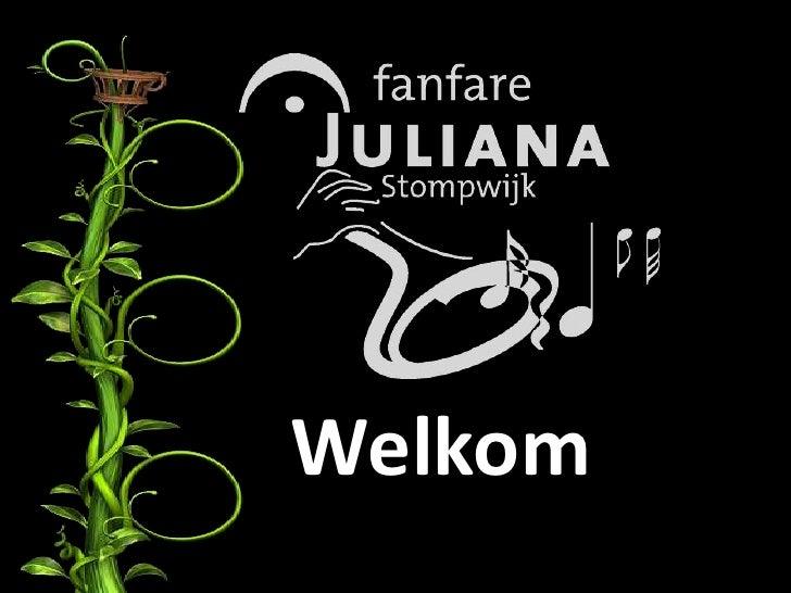 Koninginnenach concert 2012