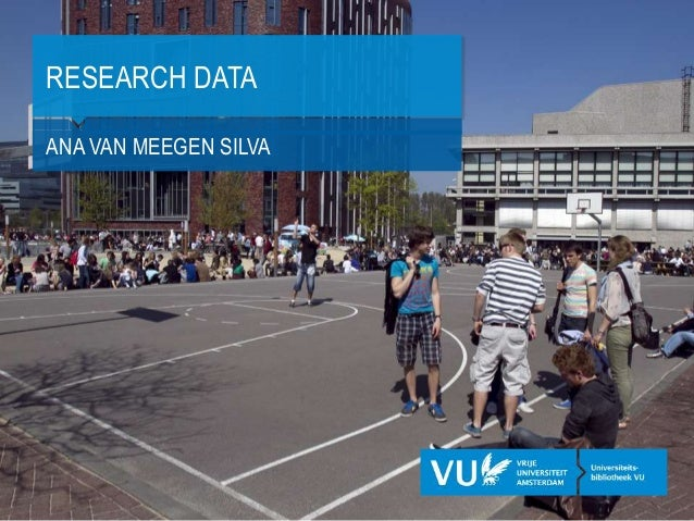 ANA VAN MEEGEN SILVA RESEARCH DATA