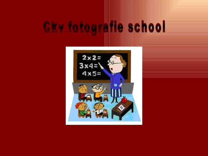 Presentatie Ckv School