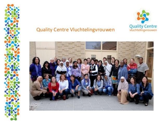 Quality Centre Vluchtelingvrouwen