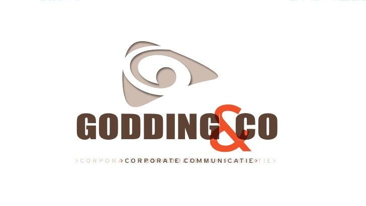 Presentatie Corporate Branding