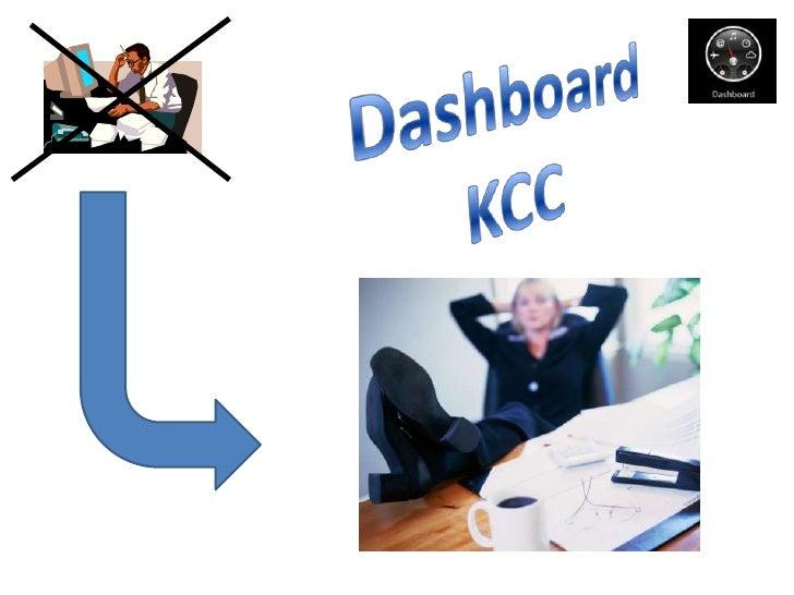 Dashboard KCC<br />