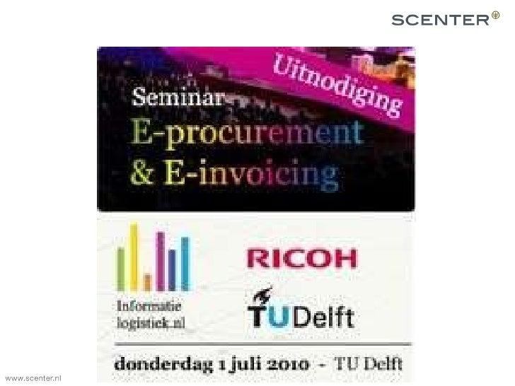 Presentatie 'e business in supply-chain perspectief' - sicco santema - tu delft - sepei seminar - 01-07-2010