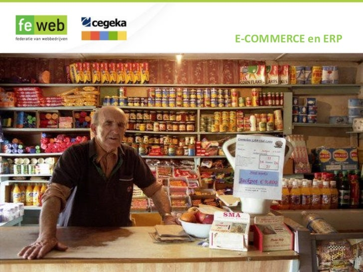 [Dutch] E-commerce en ERP