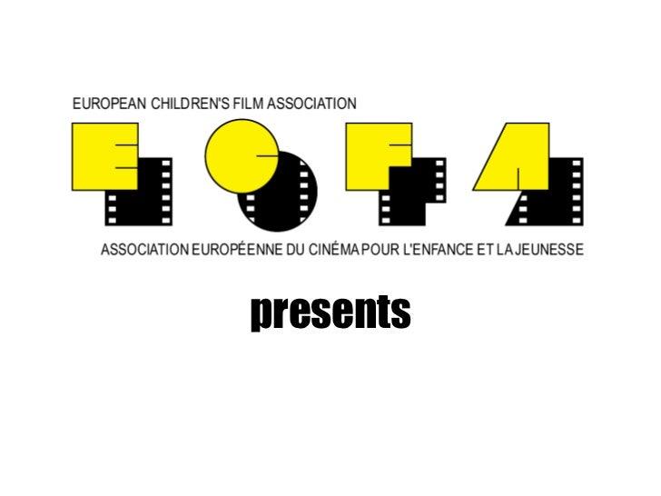Presentatie ecfa award