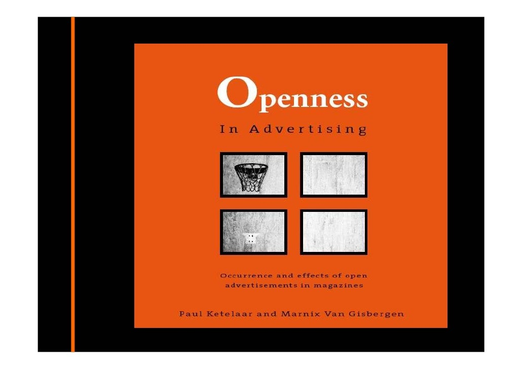 Probleem Veel reclame – weinig aandacht – geen of negatieve reacties