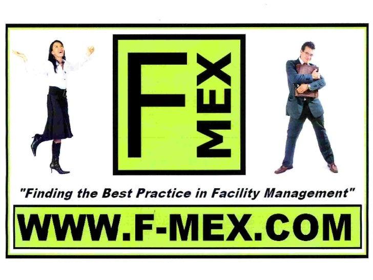 Presentation Introduction F-MEX (English)