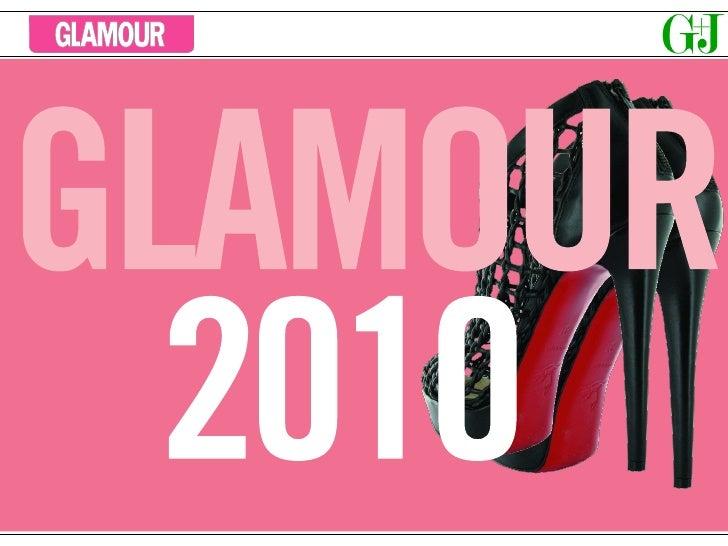 Presentatie glamour sept_2010