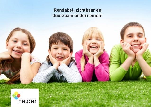 Presentatie helder nederland