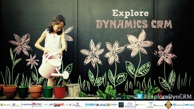 #ExploreDynCRM