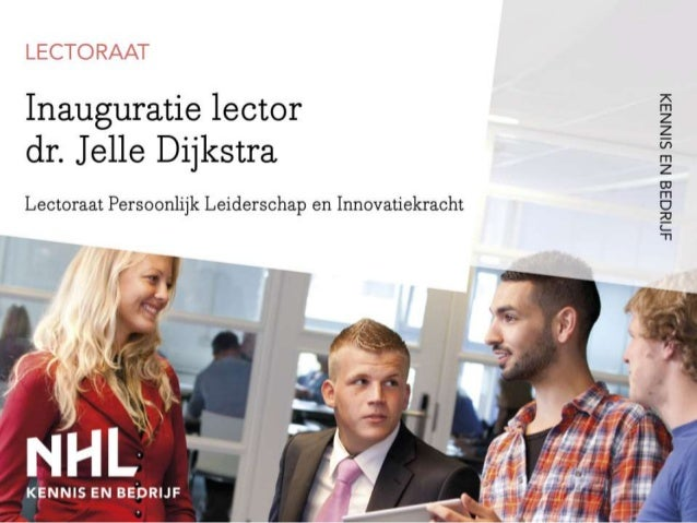 Innoveren door slimmer leiderschap Rede, uitgesproken bij de aanvaarding van het lectoraat Persoonlijk Leiderschap en Inno...