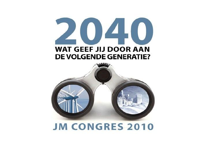 Presentatie Josephine Green JM2040
