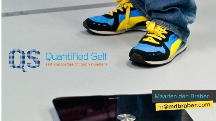 Quantified Self @ Kennisland