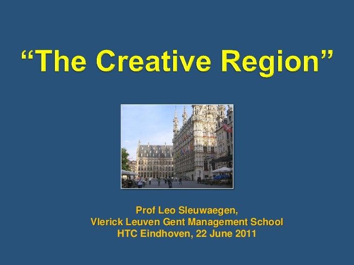 Presentatie leo sleuwaegen   eindhoven 22 juni