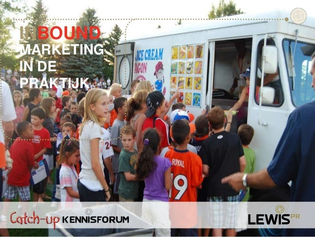 LEWIS Catchup13 - inbound marketing in de praktijk