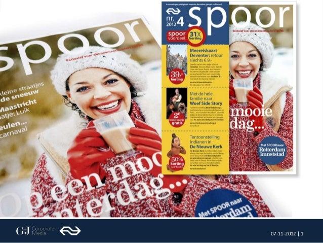 Presentatie Loes van Dokkum en Bonita van Lier