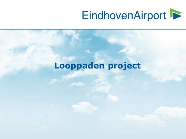 Opstart looppadenproject