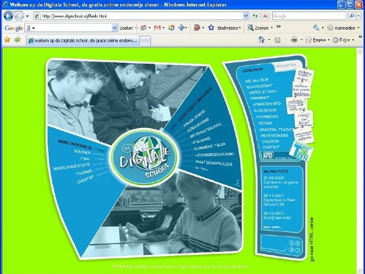 Presentatie M Learning110310