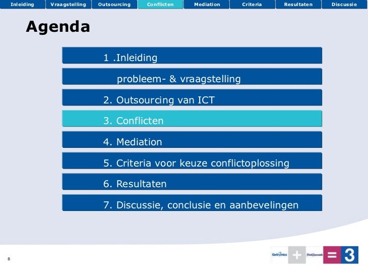 conclusie discussie thesis