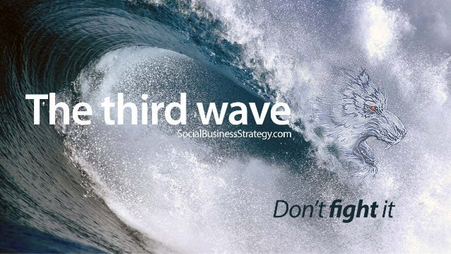 Presentatie ncd the_third_wave
