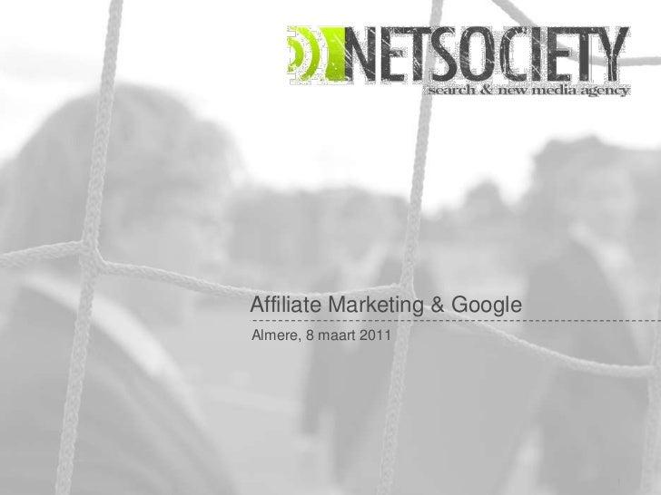 Presentatie netsociety daisycon_def 08 maart 2011