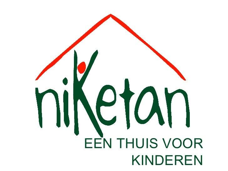 Presentation Niketan foundation
