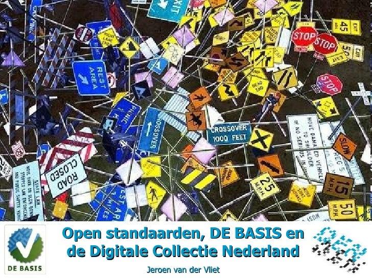 Presentatie Open Bronnen Door Den 14 Oktober 2009