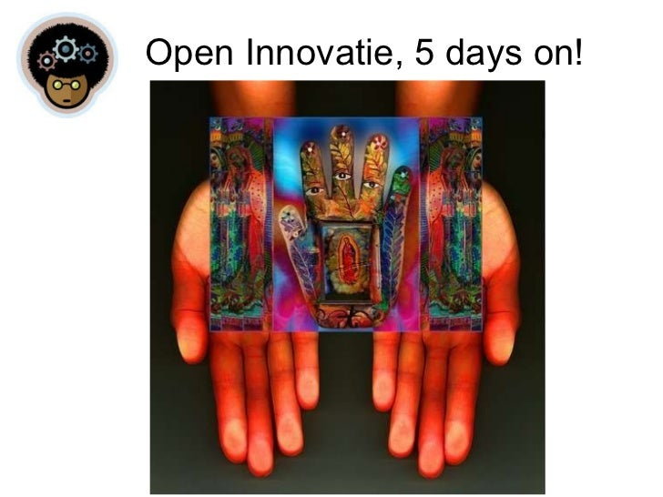 Open Innovatie, 5 days on!