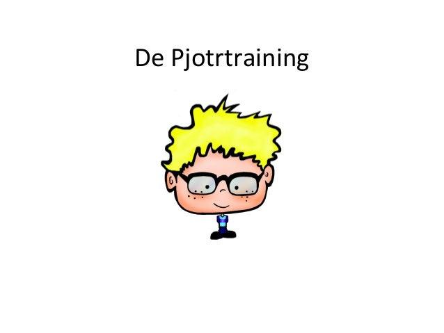 Presentatie pjotrtraining