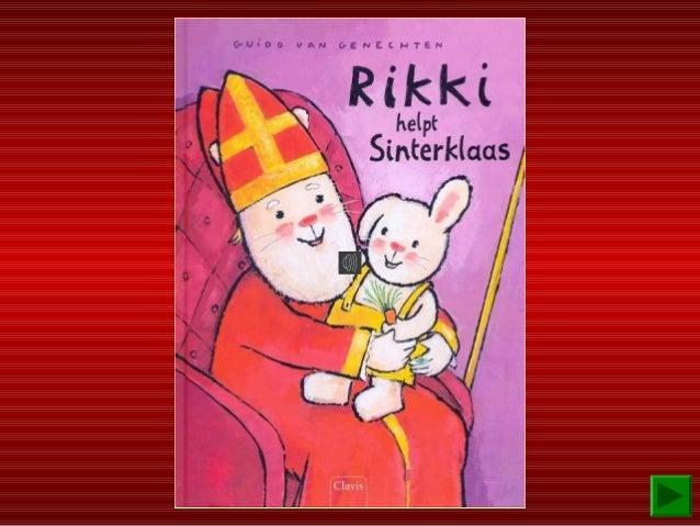 CrUIDO VAN QENEçH-pgyų                hebt Sinterklaas