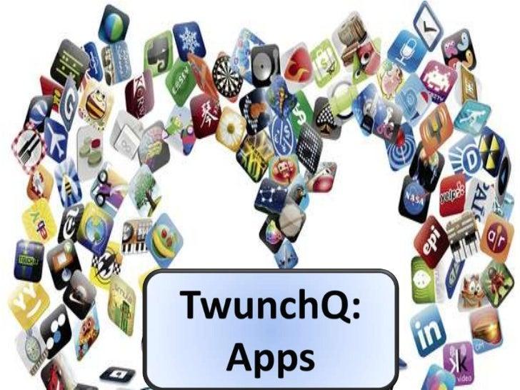 2e TwunchQ over App-development in BE