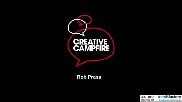 Transmedia Storytelling - Rob Prass