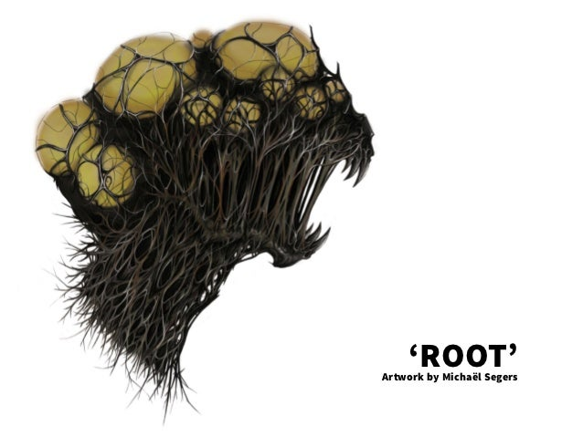 'ROOT'Artwork by Michaël Segers