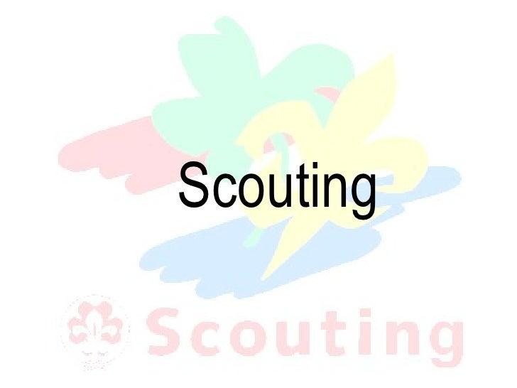 scouting Scouting
