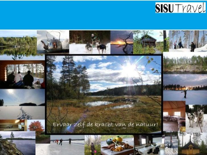 Presentatie Sisu Travel