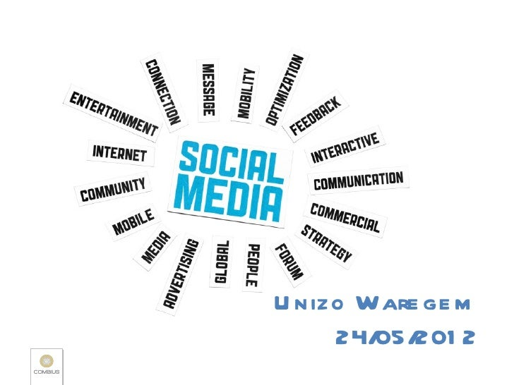 Presentatie Sociale Media