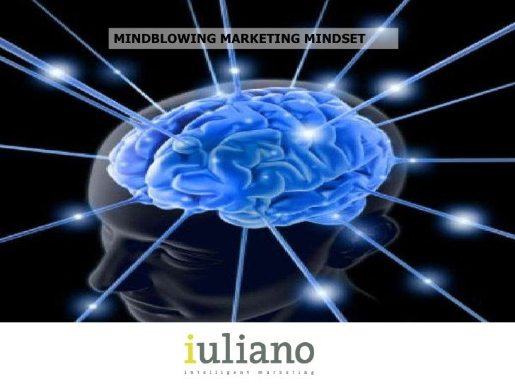 MINDBLOWING MARKETING MINDSET