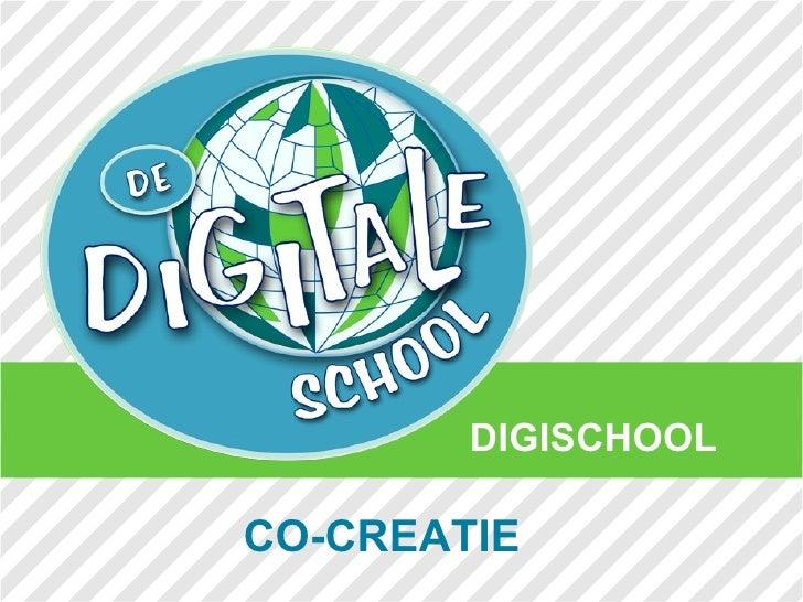 DIGISCHOOL CO-CREATIE