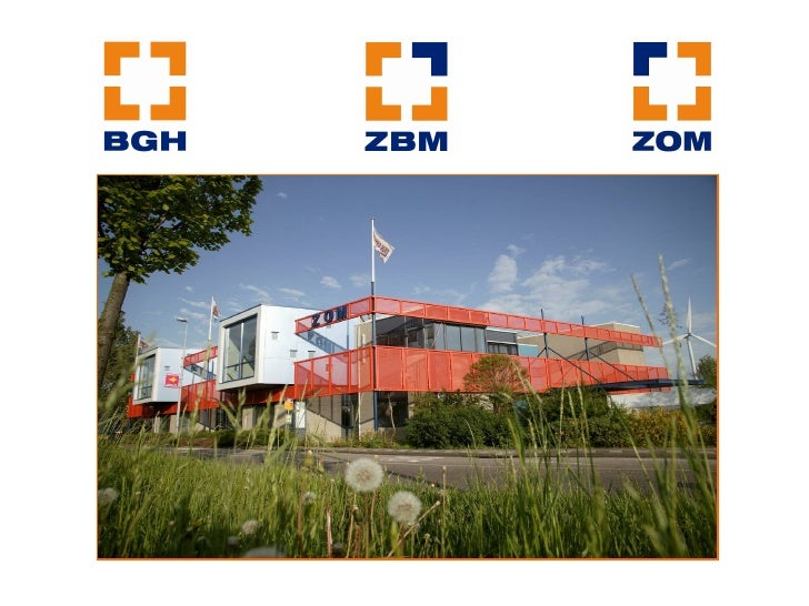 Presentatie BGH ZBM ZOM