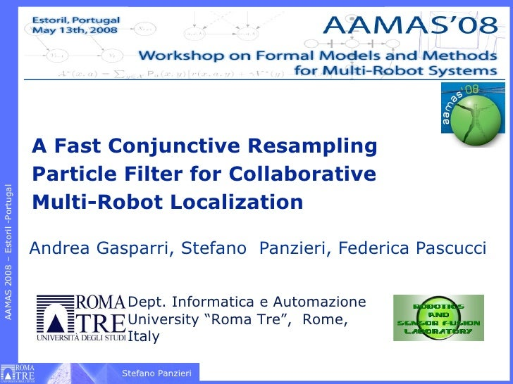 A Fast Conjunctive Resampling Particle Filter for Collaborative Multi-Robot Localization