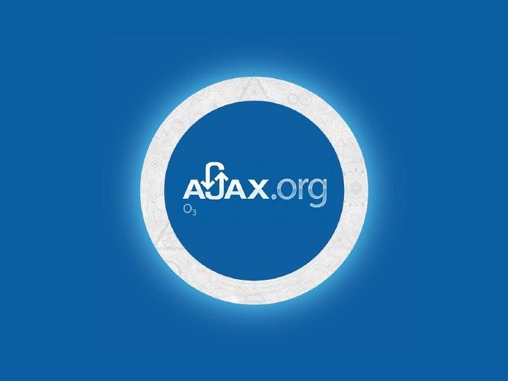 Server Side JavaScript: Ajax.org O3