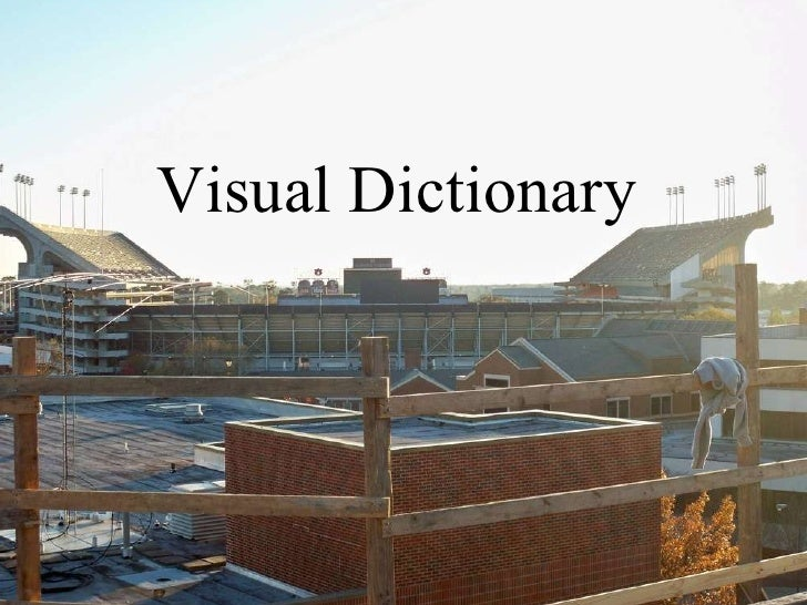 Visual Dictionary - Soffit