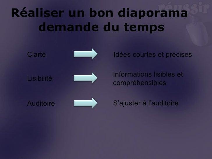 Presentation avec diaporama - Diaporama anniversaire 18 ans ...