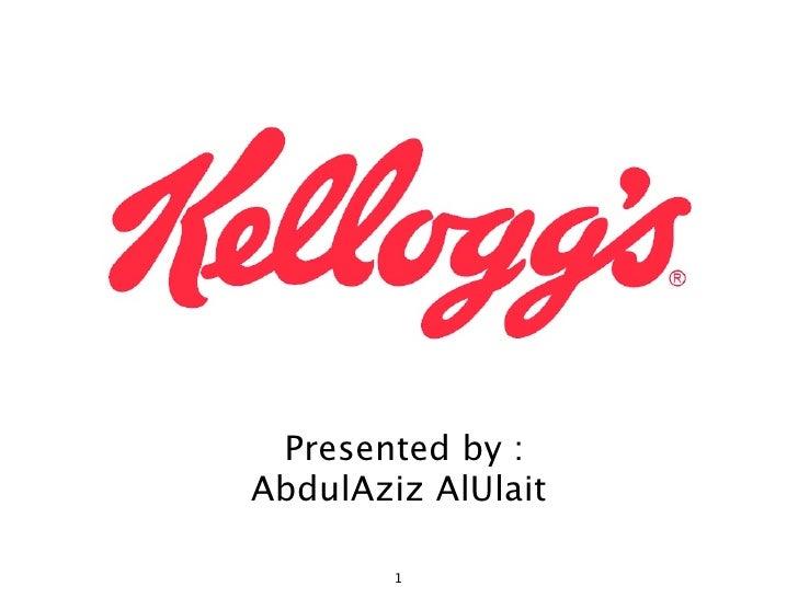 Presented by : AbdulAziz AlUlait          1