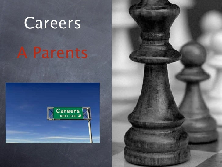 Careers A Parents
